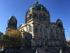 ホテル隣のベルリン大聖堂