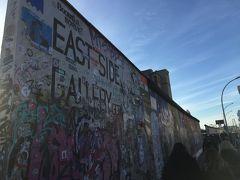 電車でベルリンの壁へ