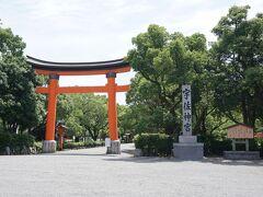 昭恵夫人がコロナ禍にきた所として 有名になった宇佐神宮です!