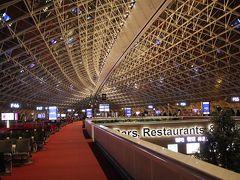 羽田発23時、エールフランスでパリ経由、現地時間の午前8時バルセロナ到着。