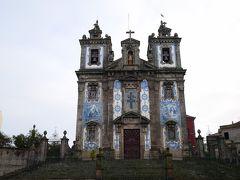 サント・イルデフォンソ教会 大きくて、圧倒的でした。