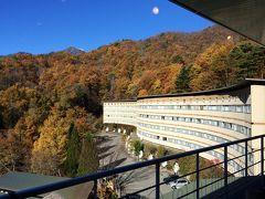 20分程でホテル着  画像は2015年初冬  HP https://azumino.izumigo.co.jp/