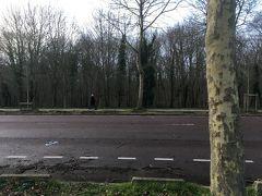 凱旋門からさらに歩いてブローニュの森へ。 パリ市内の喧騒から逃れて一息つくには最適です。