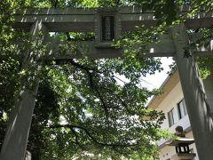 玉造稲荷神社。