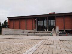 北海道博物館の正面入り口