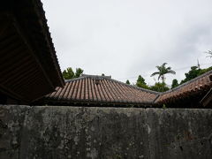 北中城散策の続きです。 中村家住宅に戻ってきました。