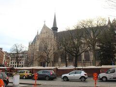 次にやってきたのはノートル ダム デュ サブロン教会。