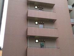 おまけ その2(名古屋めし)  宿泊したのが、ABホテル名古屋栄です。大浴場が利用でき、朝食も付いて、1泊3,900円(税・サービス料込み)。大感激です。