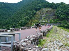 すぐ近くにダムがあるという案内があったので、ちょっとだけ寄ってみました。埼玉県営第1号ダムらしいです。