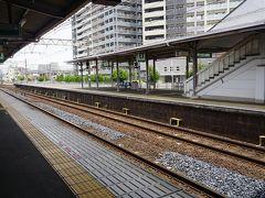 ●南海白鷺駅  南海の三国ヶ丘駅まで移動します。