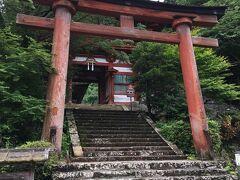 水の分配を司る天之水分神を祀った吉野水分(みくまり)神社。こちらも世界遺産に登録されています