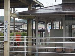 11時51分、前谷地。 気仙沼線の接続駅。震災後は、柳津までしか鉄道が走らなくなりました。柳津~気仙沼間はBRTで再開しました。