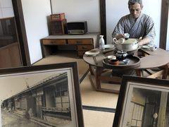屋外展示場には炭坑住居を再現されており 明治、大正、昭和期の炭住の間取りを見ることが出来ました。