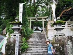 目的は今宮神社でのアマビエ札。