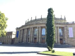 シュトゥットガルト国立歌劇場