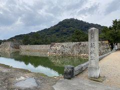 萩城はもう無いので城址公園になっています。