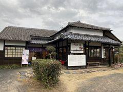城下町の古民家カフェも好き。もう一箇所ランチで行きたいと思っていたところが明日も営業していることを確認し、もう一店舗気になっていたキモノスタイルカフェに。
