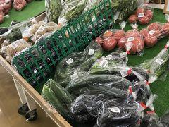 朝7時になると売店がOPEN!朝採り野菜の格安販売もあるので、お見逃しなく!