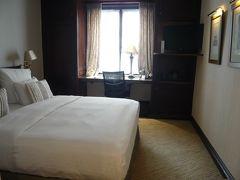ブリュッセルでのホテルは「ウォーウィック ブリュッセル(Warwick Brussels)」 ブリュッセル中央駅からすぐの5つ星のホテルです。