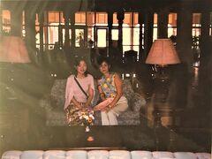 Sofitel Angkor Phokeethra Golf & Spa Resort (ソフィテル アンコール)  01月18日(木)    ランチの後は当時創業したばかりの