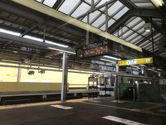 太田駅に到着しました。「株式会社SUBARU前」って副駅名みたいなのが付いたんですね。