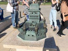 ベレンの塔模型