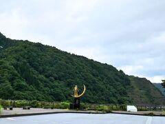 10:08 あさひ月山湖 その後は鶴岡駅に寄った後、月山八合目へ向かいます。