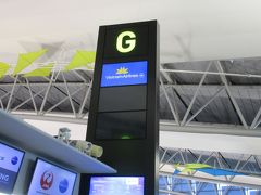 今回ハノイまでの往復に利用するのは、ANAの提携先の一つであるベトナム航空。 チェックインは第1ターミナルGカウンターでの受付となります。