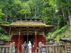 鳳来山東照宮は、家康誕生にゆかりがあることから、鳳来寺境内に家光の命により築造されました。3大東照宮の一つ。