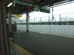 広瀬川を渡ると長町駅を通過。このあたりはまだ助走といった走り。 淡々と走ります。