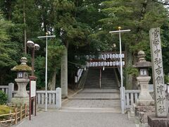 駅から歩く事10分程で『吉備津神社』に到着。