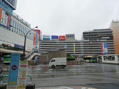 コロナ禍で5か月ぶりの東京。前日(7/17)、東京では過去最多の293人の感染確認という報道もあり、新幹線も駅構内も空いていました。 新宿駅西口からSOMPO美術館まで歩きます。