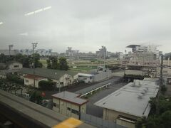大井競馬場です。