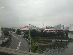 昭和島には、東京空港交通の車庫があります。