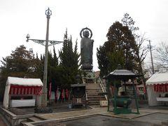JR北陸本線木ノ本駅より徒歩約10分の木ノ本地蔵院です。