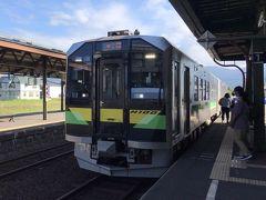 余市16:04発の列車で札幌へ帰るぞ。  疲れたぁ~ 10km以上は歩いたな。 ワイナリーのはしごは疲れるけど、たまには歩かないとね。