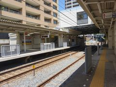 ●山陽舞子公園駅  今から山陽明石駅に向かいます。