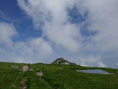 11:03 月山山頂(1984m)