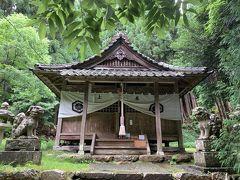 大江神社を参拝