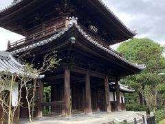 食後、建仁寺へ。