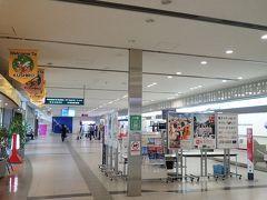 2度目の釧路空港に到着(*^。^*) そのまま予約していたタイムズレンタカーの窓口へ 手続き終了後、いざ出発!!(^_^)v