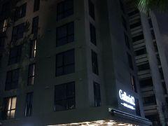 今宵の宿泊はこちら。  「Galleria 12 Sukhumvit Bangkok by Compass Hospitality」  その頃な騒動のおかげで、しっかりとしたホテルに泊まっておこうと思い、場所と価格のリーズナブルさで選択。