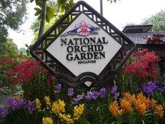 シンガポール発の世界遺産に登録された、広大な植物園。
