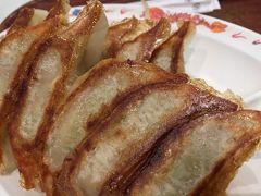 あまりお腹すいてなかったけど 浜松に来たら浜松餃子を食べなきゃね