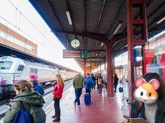 スペインの国鉄renfeでマドリード市内のホテルへ。 これが今振り返っても謎すぎる仕組みの鉄道なのである。 空港の第4ターミナルにあるAeropuerto T4駅からC1線でChamartin駅へ、C3かC4線に乗り換えてSol駅へ。 という至ってシンプルなルートなのだが、問題は乗り換えのChamartin駅。 この21本も発着線のある(wikiより)巨大な駅に到着し、ホームから待合所に上がり、電光案内板で乗り換えのC3、C4線のホームを探す。 …ん?なんかC3、C4が点いてるホームすごいバラバラじゃない? 取り敢えず駅員さんにSol駅に行くにはどこのホームから乗ればいいのかを聞いてみると「その電光掲示板で探して乗って」という塩対応。 …いや、見て分からんから聞いたんよ。 …ていうか、さっきと違うホームにC3の表示点いてるし。 よく分からないままそのホームに行ってみるが、重いキャリーケースを持って長い階段を降りるのは結構大変。 やっとホームに着いた瞬間、電車が発車。 …仕方ない、次の列車を待つか。あれ?次の列車の案内、全然違う路線やん! というわけで、また重い荷物を持って待合所までのぼる。 電光案内板には遠くのホームにC4の文字が。発車は2分後。急げ急げ。 ギャーまた間に合わなかった! もう一回待合所に上る! お、案内板にC4が点いたぞ!ってまた2分後かい!なんでそんなギリギリにならないと表示されないんよ!!! と駅中を駆け回り、なんとか乗車に漕ぎ着けたのであった。 スペインの国鉄は、どの路線がどのホームに入るか決まってないのか? その場のノリで空いてるホームに入ってくるのか? そんなこと有り得るか?いや、スペインなら有り得るか。 と未だにモヤモヤするrenfe。 もしスペイン人に会う機会があったら一番に聞いてみたい案件である。