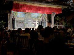 49<アプサラダンス> 夕飯は、シェムリアップ市街の「クーレン」というレストランへ行った。