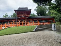 春日大社にやってきました。東大寺、二月堂とか回ってきたので結構歩きました。
