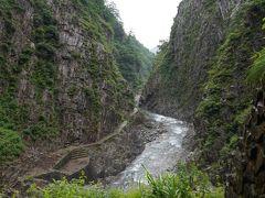 終点からの清津峡