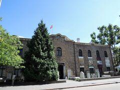 大統領府の目の前にある考古学研究所付属博物館