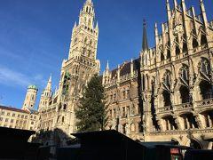 パリへ向かうまで、せっかくなので少しミュンヘンを散策。ちょうど鐘が何重にも重なって聞くことができてよかった★